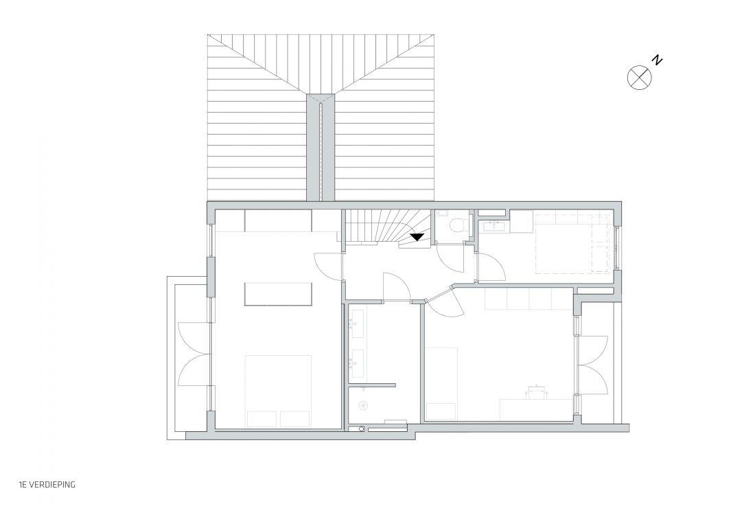 jadearchitecten-verbouwing-jaren 30 huis-Voorburg-6