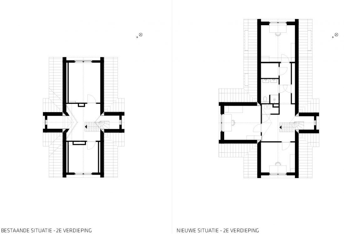 renovatie en uitbreiding villa wassenaar3