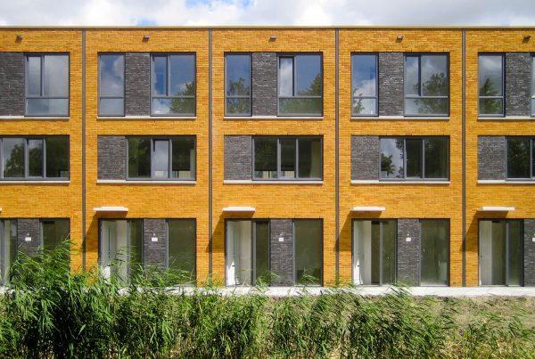 woningbouw architect rotterdam