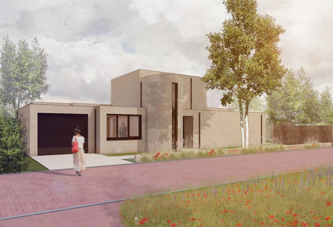 Villa verbouwing Voorschoten 2